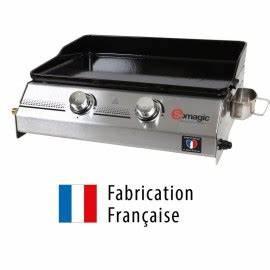 Plancha Fabrication Française : d couvrez la plancha gaz somagic made in france 60x 51 cm ~ Premium-room.com Idées de Décoration