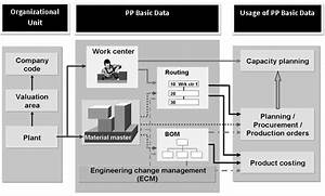 Enterprise Structure In Sap Production Planning  Pp