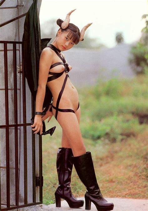 She Devil Asian Teen 18 Xxx Photo