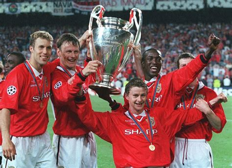 Manchester united football club is an english football club based in old trafford, greater manchester. Manchester United 99 Champions League Final   The Busy Buddies