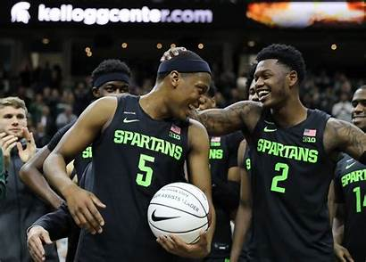 Michigan Basketball State Spartans