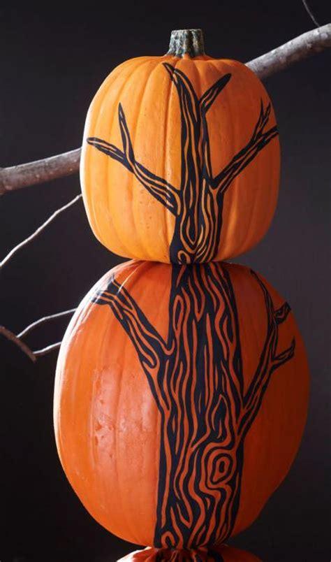 printable woodland pumpkin stencils midwest living