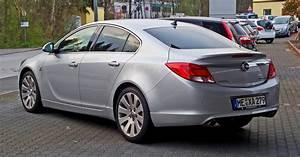Opel Insignia 2012 : file opel insignia 2 0 biturbo cdti sport opc line paket heckansicht 3 april 2012 velbert ~ Medecine-chirurgie-esthetiques.com Avis de Voitures