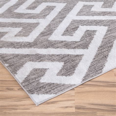 grey and white gray and white area rugs artistic weavers transit piper