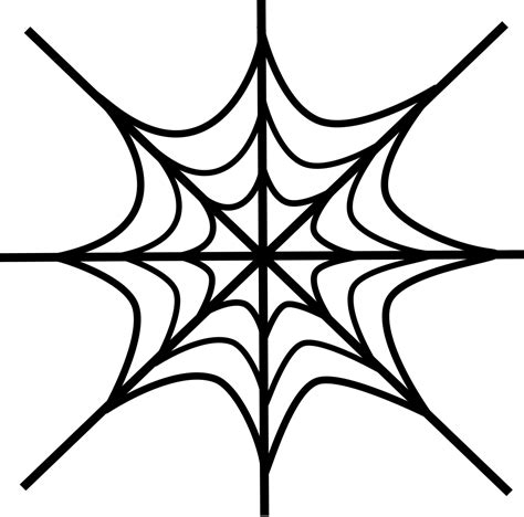 printable spider web coloring pages  kids