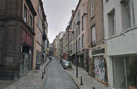 clermont ferrand la rue du port veut devenir la rue des artistes radio scoop