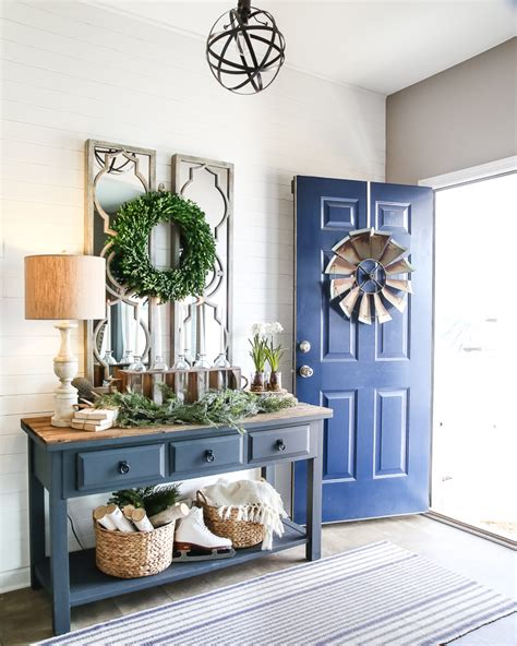 Foyer Picture Ideas by 6 After Winter Foyer Decorating Ideas