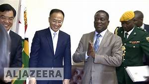 Zimbabwe offers amnesty for funds stashed abroad - YouTube