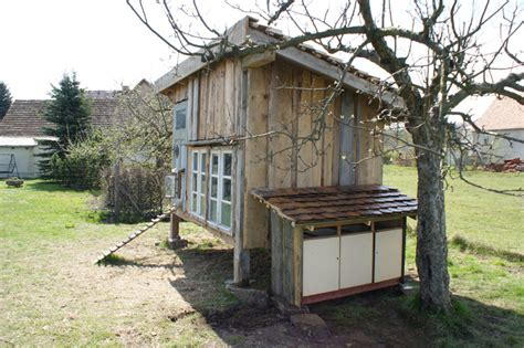 Das Hühnerhaus  Pimp My Bauernhof