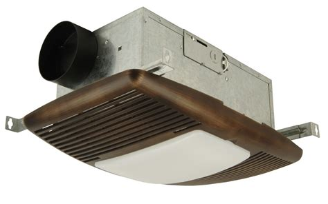 Bathroom Exhaust Fan Light Heater by Craftmade Tfv70hl1500 Bz Bronze 70 Cfm Bath Vent Heater