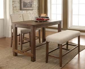 counter height kitchen island dining table best 25 counter height bench ideas on
