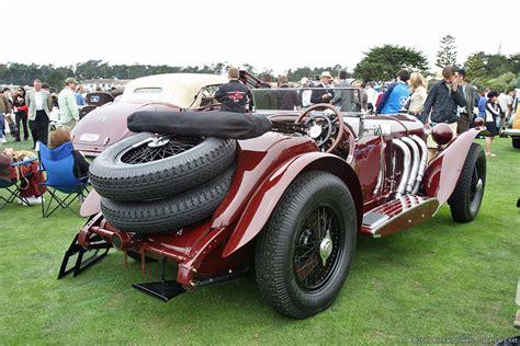 1929 mercedes benz ssk replica, (kit car). COACHBUILD.COM - Barker Mercedes Benz SSK Roadster 1929