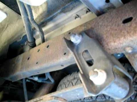como levantar una ford chevrolet dodge  barras de