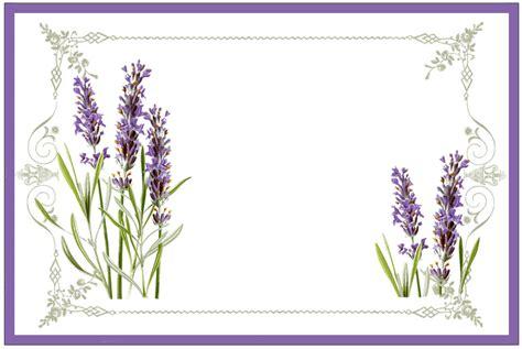 Bilder Mit Lavendel by Lavender Labels Printable The Graphics