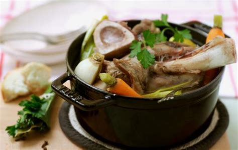 pot au feu is a bony stew that sticks to your ribs the boston globe
