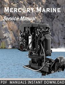 Mercury Marine 90 95xr 120 120xr Sport Jet Service Repair