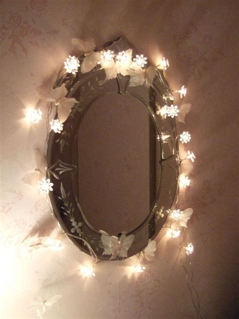 mirror with lights bathroom fascinating mirror with lights around it for