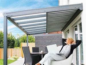 pergola fixe et jardin d39hiver With ordinary rideau exterieur pour pergola 12 tonnelle aluminium