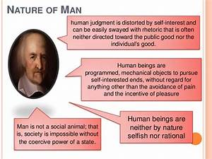 Thomas Hobbes Theory