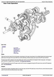 John Deere 1026r Repair Manual