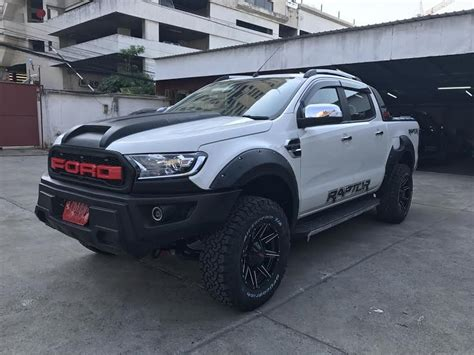ford ranger model years 2017 2018 2019 ford price