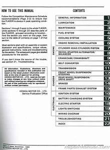 Honda Pilot Service Manual Pdf