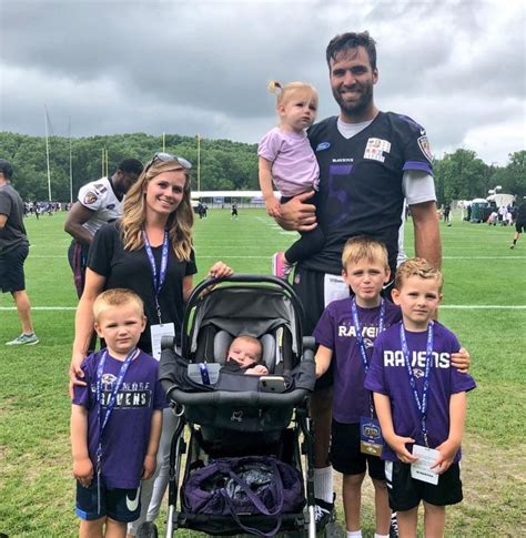 Know About Joe Flacco Married, Net Worth, Height, Family