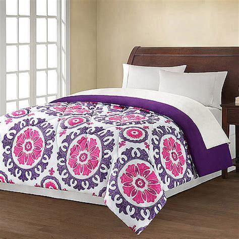 mainstays suzani printed bedding comforter modern