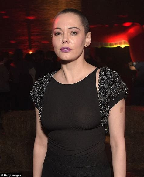 Rose McGowan cancels festival amid Weinstein scandal ...