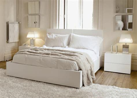 d馗oration chambre blanche deco chambre a coucher blanche