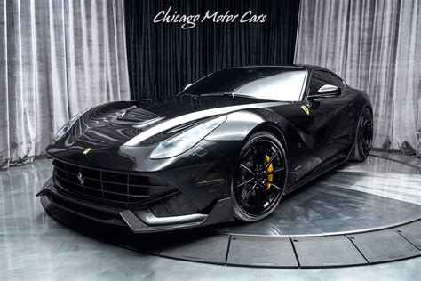 Access your saved cars on any device. Used 2017 Ferrari F12 Berlinetta Coupe Upgrades! Carbon Fiber! Novitec For Sale (Special Pricing ...