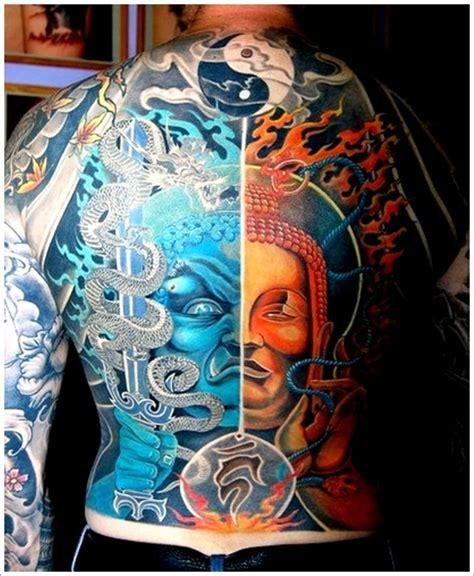 fullback yin  tattoo design design  tattoosdesign
