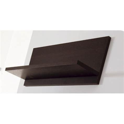 Mensola Wenge by Mensola Design Da Parete Tibor 60 In Legno Wenge Bianco
