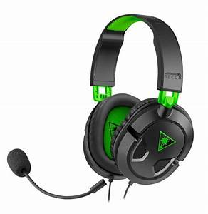 Turtle Beach Recon 50X Gaming Headset For Xbox One GameStop