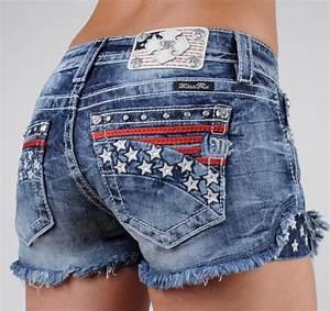 Gap Denim Size Chart Miss Me Jeans Shorts American Flag Stars And Stripes