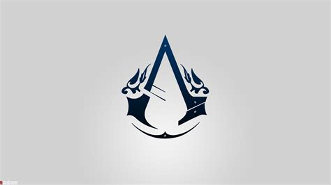 Assassin S Creed Animated Wallpaper - assassins creed symbols simple background