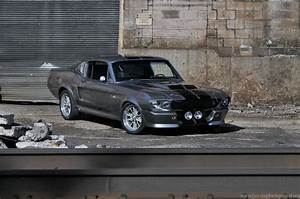 1967 Ford Mustang Shelby GT500 Eleanor Gone In 60 Seconds ...