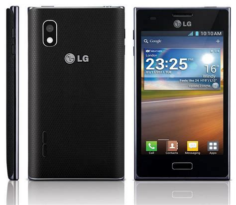 lg android new mobile phone photos lg optimus l7 android smartphone