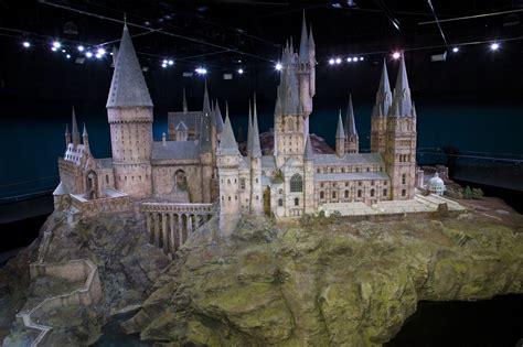 hogwarts castle blueprints maqueta de hogwarts escala
