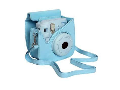 housse fujifilm instax mini 8 bleue en stock au meilleur prix miss numerique