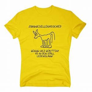 Jga t shirt junggesellenabschied wild geritten pferd stall for T shirt sprüche junggesellenabschied