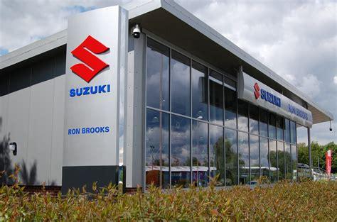 Ron Brooks opens new Suzuki showroom in Mansfield - Car ...