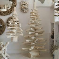 deco de noel en bois a fabriquer sapin en bois flott 233 224 fabriquer et plus de 50 id 233 es