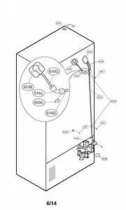 Haier Water Dispenser Parts Diagram