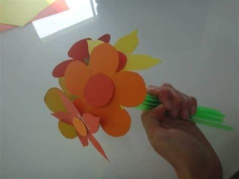 bricolage enfant chignon avec rouleau de papier toi doovi