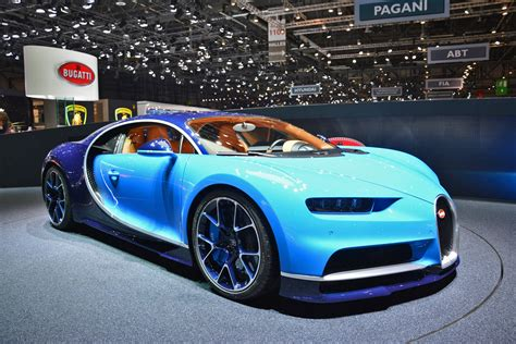 The Bugatti Chiron Could Still Go Hybrid, The Company Confirms
