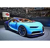The Bugatti Chiron Could Still Go Hybrid Company Confirms