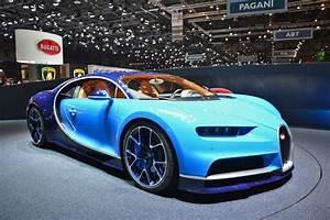 The Bugatti Chiron could still go hybrid, the company confirms  Bugatti