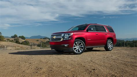 Automotivetimescom  2015 Chevrolet Tahoe Review