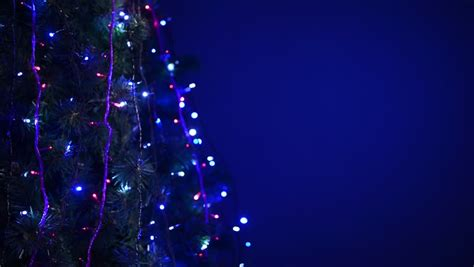 abstract blue blinking christmas lights stock footage video 3134089 shutterstock